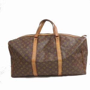 Auth Louis Vuitton Sac Souple 55 Travel #1800L20
